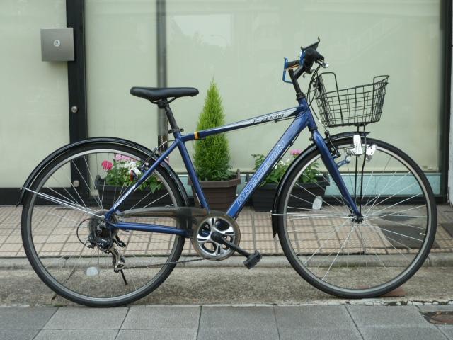 自転車の 自転車 レンタル 京都 クロスバイク : クロスバイク ニュータイプ ...