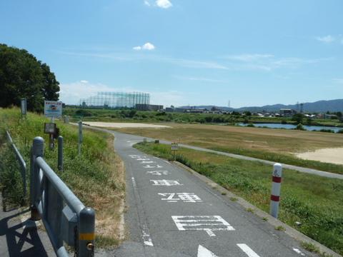 桂川サイクリングロード9.JPG