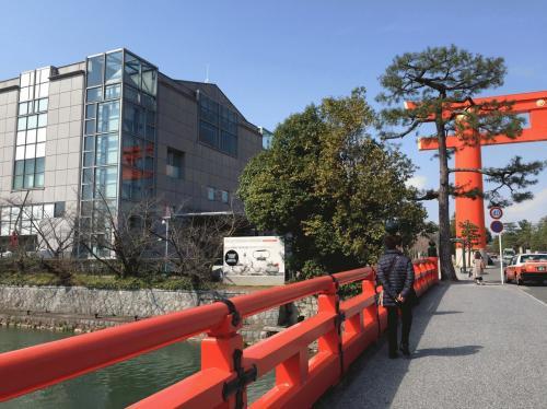 平安神宮3月17日.jpgのサムネール画像